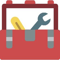 icono caja de herramientas