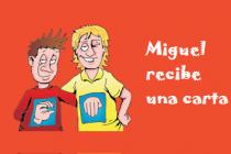 12. Miguel recibe una carta