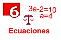 6 - Ecuaciones
