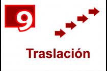 9 - Traslación