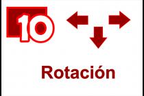 10 - Rotación