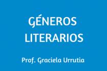 GÉNERO LITERARIO