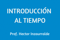 INTRODUCCIÓN AL TIEMPO
