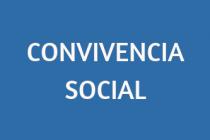 CONVIVENCIA SOCIAL