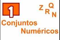 1 - Conjuntos Numéricos