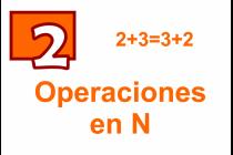 2 - Operaciones en N