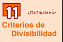 11 - Criterios de Divisibilidad