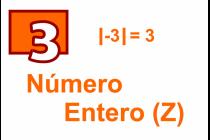 3 - Número Entero (Z)