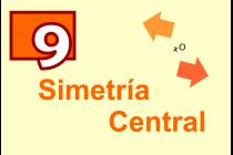 9 - Simetría Central