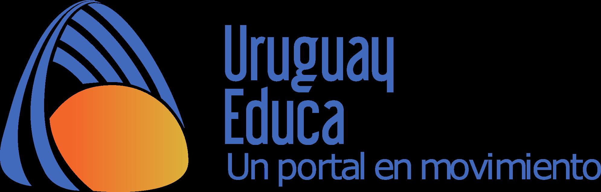 Logo portal Uruguay Educa