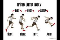 Salto Triple