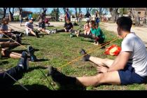 """Entrada en Calor-Sistema Muscular - Unidad Didáctica """"Desarrollo Corporal"""""""