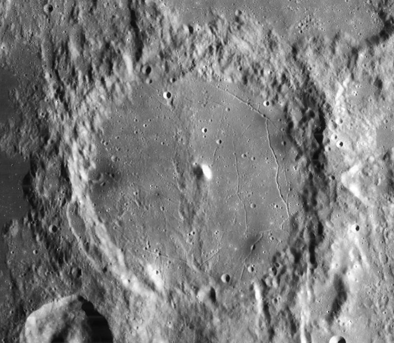 Cráter Alphonsus