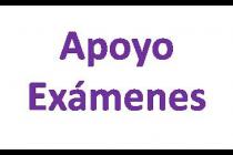 Apoyo Examenes