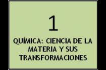 Química: Ciencia de la materia y sus transformaciones
