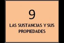 Las sustancias y sus propiedades