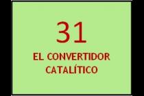 El convertidor catalítico