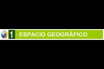 Tema 0: El Espacio Geográfico
