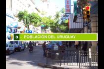 Población del Uruguay