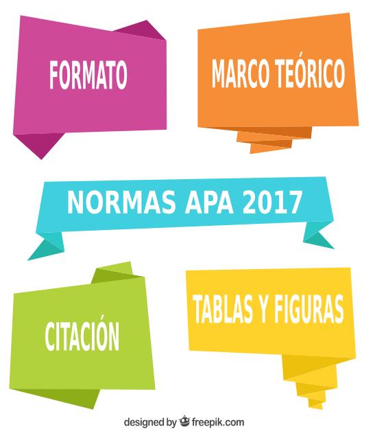 Normas APA y Marco Teórico