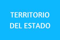TERRITORIO DEL ESTADO