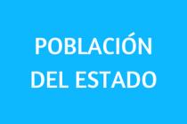 POBLACIÓN DEL ESTADO
