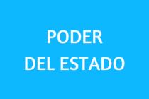 PODER DEL ESTADO