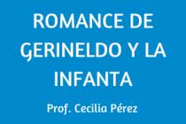 ROMANCE DE GERINELDO Y LA INFANTA