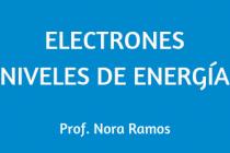 ELECTRONES-NIVELES DE ENERGÍA