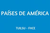 PAÍSES DE AMÉRICA