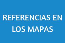 REFERENCIAS EN LOS MAPAS
