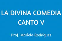 LA DIVINA COMEDIA CANTO V