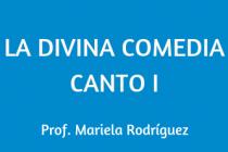 LA DIVINA COMEDIA CANTO I