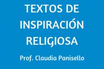 TEXTOS DE INSPIRACIÓN RELIGIOSA