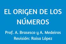 EL ORIGEN DE LOS NÚMEROS